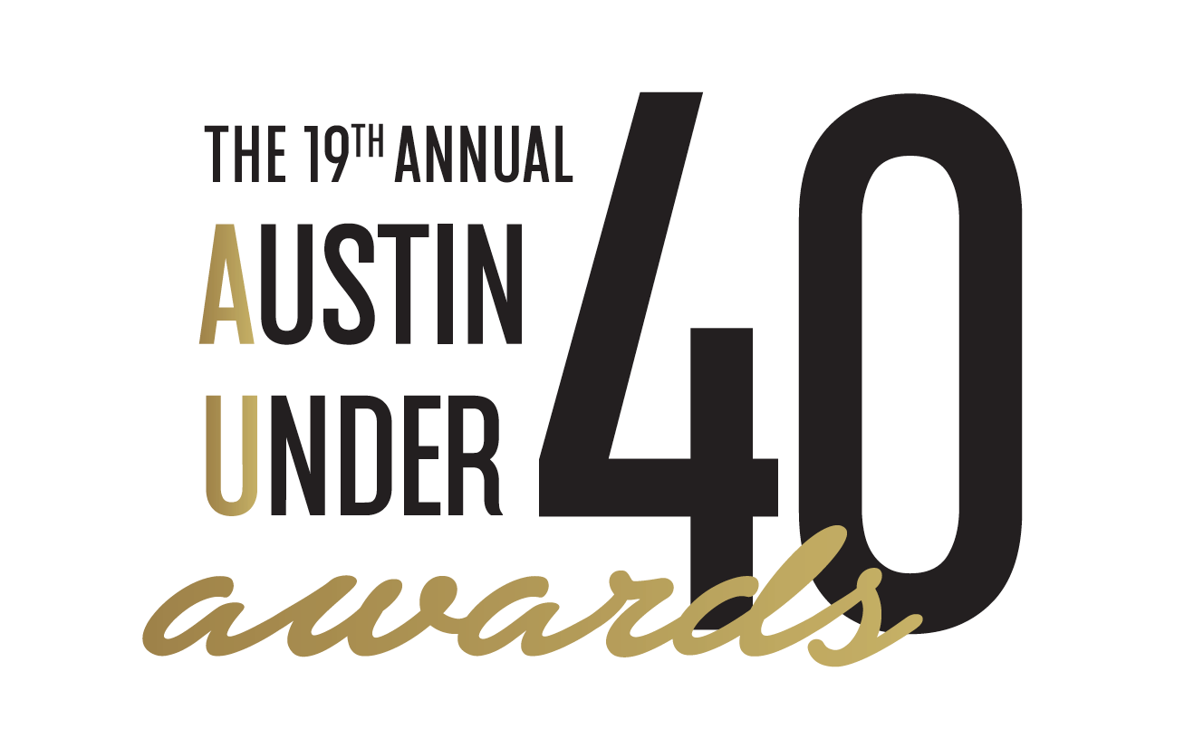 Logo Austin Under 40 Awards Gala